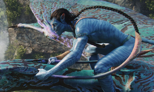 A scene from the motion picture Avatar.